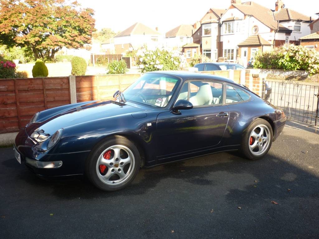 For Sale : 1996 Porsche 993 Varioram coupe (911) : £18,950